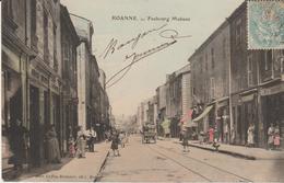 Roanne- Faubourg Mulsant - Roanne