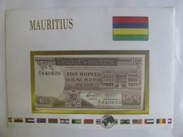 Bannotenbrief - Mauritius