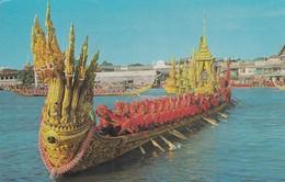 CARTOLINA - POSTCARD - THAILANDIA -THE ROYAL BATGE ANDANANTA - NAGA RAT BANGKOK - Tailandia