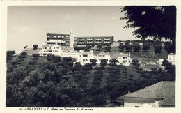 ABRANTES - Hotel De Turismo - PORTUGAL - Santarem