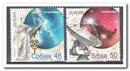 Servië 2009, Postfris MNH, Europe, Cept, Astronomie - Servië