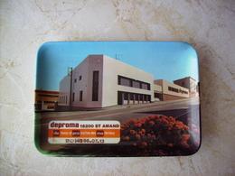 CENDRIER VIDE POCHE PLASTIQUE DEPROMA 18200 ST AMAND . DEFENSE ET PROTECTION DES MATERIAUX - Autres