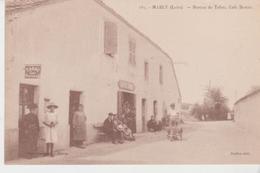 Loire MABLY Bureau De Tabac. Café Burier - France