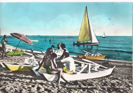 Marina Di Montignoso - Cinquale - Spiaggia - Massa - H4411 - Massa