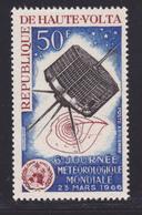 HAUTE-VOLTA AERIENS N°   28 ** MNH Neuf Sans Charnière, TB (D7278) Cosmos, Journée Météorologique Mondiale - Alto Volta (1958-1984)