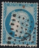 CERES N°60 - OBLITERATION ANCRE - MARITIME - PAQUEBOT - COTE 25€ . - 1849-1876: Periodo Clásico