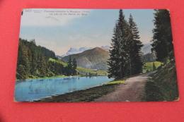 Valais Paysage Alpestre à Morgins 1905 - VS Valais
