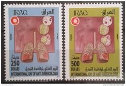 Iraq 2011 MNH Complete Set - International Day Of Anti-Tuberculosis Tuberculosis - Iraq