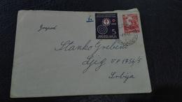 1453.Dopisnica Dolnji Logatec(Slovenija)-Ljig - 1945-1992 Socialist Federal Republic Of Yugoslavia