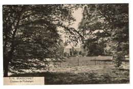 Brasschaet - Château De Mishaegen - Adressée à La Comtesse Arnold De Grelle à Pulle - 2 Scans - Brasschaat