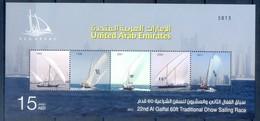 H5- United Arab Emirates 2012. 22nd Gaffal 60ft Traditional Dhow Sailing Race. - United Arab Emirates