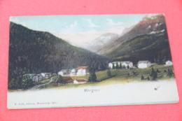 Valais Morgins 1906 - VS Valais