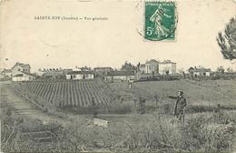 85 - SAINTE FOY - VENDEE - VUE GENERALE - VOIR SCANS - France