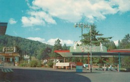 Holyoke Massachusetts, Mountain Park Amusement Center, Miniature Golf, 1960s Vintage Postcard - Altri