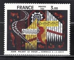 FRANCE  1980 - Y.T. N° 2107 - NEUF** - Nuevos