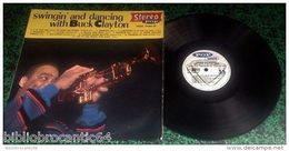 LP 30cm * SWINGING And DANCING With BUCK CLAYTON * < POP:  POST 19.001-30 (1959) - Jazz