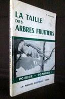 """""""La TAILLE Des ARBRES FRUITIERS"""" (POIRIER - POMMIER) Agriculture Arboriculture Horticulture Fruit Maison Rustique - Garden"""