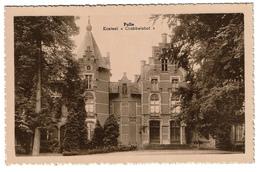 Pulle - Kasteel Crabbelshof - Uitg. Van Beirendonck-Wouters, Pulle - 2 Scans - Zandhoven