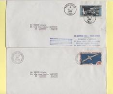 TAAF - Lot De 14 Lettres - Forte Cote - Voir Scan - Terres Australes Et Antarctiques Françaises (TAAF)