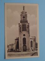 O.L.Vrouw Kerk ( PJ Bruxelles ) Anno 19?? ( Gekleefd Geweest / Details Zie Foto's ) ! - Sint-Niklaas