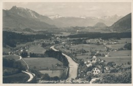 XA.328.  Salzkammergut - Bad Jschl, Wolfgangtal - Bad Ischl