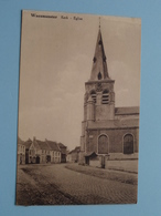 Kerk - Eglise ( F.P.S.N. ) Anno 19?? ( Gekleefd Geweest / Details Zie Foto's ) ! - Waasmunster