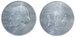00503 GETTONE JETON TOKEN FAO COIN CERES 1948-1973 UNIVERSAL DECLARATION OF HUMAN RIGHTS - Unclassified