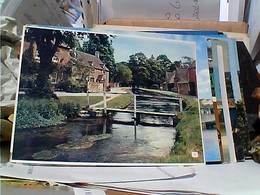 ENGAND  GLOUCESTERSHIRE: Lower Slaughter N1975  GR1158 - Gloucester