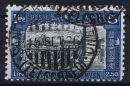 Italy: Sa 209  Mi Nr 252 Obl./Gestempelt/used  1926 - 1900-44 Victor Emmanuel III.