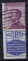 Italy: Sa 13  Obl./Gestempelt/used - 1900-44 Vittorio Emanuele III