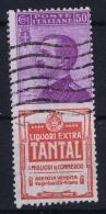 Italy: Sa 18  Obl./Gestempelt/used - 1900-44 Vittorio Emanuele III