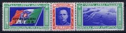Italy: Sa Nr 51 G + 52 G   Mi Nr 445 + 446 Postfrisch/neuf Sans Charniere /MNH/**  Crociera Gior - 1900-44 Victor Emmanuel III