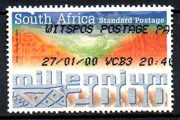 AFRIQUE DU SUD. N°1096 Oblitéré De 2000. Millénium. - South Africa (1961-...)