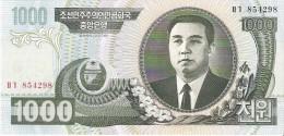 North Korea - Pick 45 - 1000 Won 2006 - Unc - Corea Del Norte