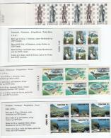 Isole Faroer 1984/2004 29 Libretti Differenti /Different Booklet  **/MNH VF/F - Färöer Inseln