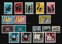Nederland Kleine Verzameling **, Zeer Mooi Lot K814 - Stamps