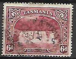 TASMANIE   -    1900  .  Y&T N° 66 Oblitéré. - Used Stamps
