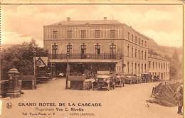 Coo - Carnet 10 Cartes Grand Hôtel De La Cascade (Vve Nivette) - Stavelot