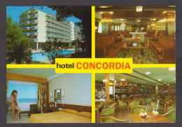 79119/ PALMA, Playa De Palma, Hotel *Concordia* - Palma De Mallorca