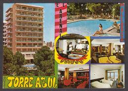 79126/ PALMA, El Arenal, Hotel *Torre Azul* - Palma De Mallorca