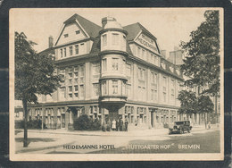 Bremen, Heidemanns Hotel Stuttgarter Hof (13) - Bremen