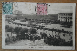 CPA Sassari Piazza D'armi - THE05 - Sassari