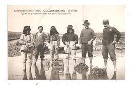 Etablissements Ostréicoles-Labassa Fils-la Teste- Parqueurs (C.4811) - Arcachon