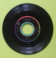 "7"" Di MINA - Ebb Tide - 45 Giri - RIFI Records - NO COPERTINA - Vinyl Records"