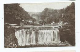 Somerset Postcard Cheddar Cliffs Hotel. Posted 1920 - Cheddar