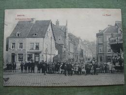 ENSIVAL - LA PLACE 1910 ( Scan Recto/verso ) - Verviers