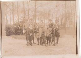 Pays-Bas : Photo Originale De 1898 Du Château De Drunen . - Pays-Bas