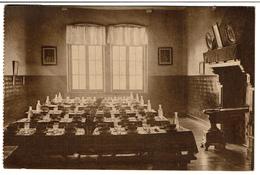 1er Régiment De Guides - 4me Escadron : Le Réfectoire De La Troupe - 1934 - 2 Scans - Caserme