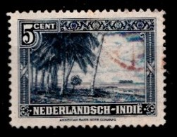 Indes Néerlandaises 1945  Nvph Nr. 307 Kustlandschap  Oblitérés /Used / Gestempeld - Niederländisch-Indien
