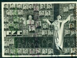 PAPI-PAPA RONCALLI-GIOVANNI XXIII°-PAPA MONTINI-DON N.AUTELLITANO-SAN MARTINO IN GRECO-SACERDOTI ORDINATI NEL 1959 - Popes